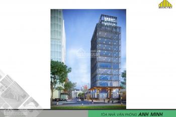 Cho thuê trệt và lửng tòa nhà góc 2 mặt tiền tòa nhà Anh Minh Tower, 56 Nguyễn Đình Chiểu, Quận 1