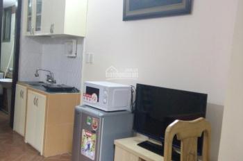 Cho thuê chung cư đủ đồ, service apartment, có ban công, giá 6,3tr/th ở Đào Tấn, LH 0976417177