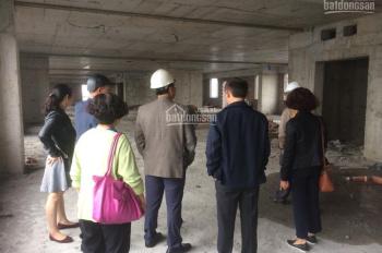 C1 Thành Công, Ba Đình, sàn văn phòng giá 32tr/m2 sổ đỏ vĩnh viễn. Trung tâm Hà nội. LH 0917239922
