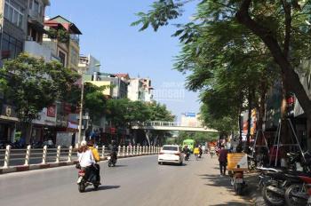 Bán nhà mặt phố Huỳnh Thúc Kháng, 88m2, 5 tầng, mặt tiền 5.4m, giá 39 tỷ