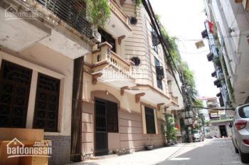 Cho thuê nhà riêng phố Láng Hạ, 65m2 x 7 tầng, thông sàn có thang máy, nhà mới, giá 48tr/tháng