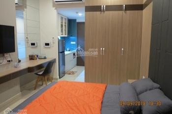 Cho thuê officetel River Gate Bến Vân Đồn, Quận 4, DT 30m2, giá chỉ 10 triệu/tháng, LH 0908268880