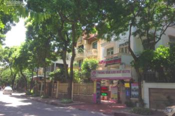 Cho thuê 40m2 tầng 2 biệt thự ven hồ bán đảo Linh Đàm, Hoàng Mai. 0982474964