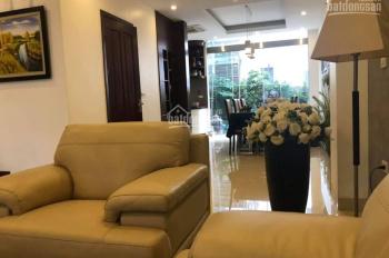 Bán biệt thự Gamuda, Tam Trinh, DT 118 m2 x 4 tầng, MT 6 m, giá 10.5 tỷ. LH 0968218002