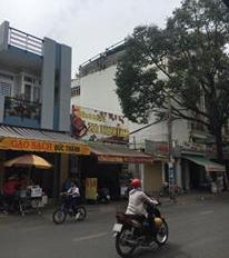 Bán mặt tiền kinh doanh đường Thạch Lam, Tân Phú, 4.8x15m, gác, giá 7.7tỷ, LH 0909693161 A Trung
