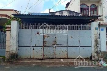 Kẹt tiền bán gấp nhà nát HXH 55m2, 2.75 tỷ, đường Nguyễn Du, P. 7, Gò Vấp, SHR, có giấy phép XDTD