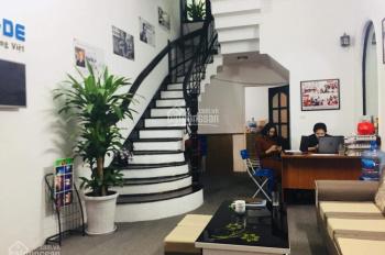 Nhà phố Nguyên Hồng, 55m2, 4 tầng, MT 6m nhà đẹp làm VP giá 40 triệu/th bàn giao ngay LH 0903215466