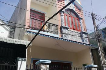 Nhà 1 lầu 3PN, gần chợ Tân Bình, Dĩ An, sổ hồng riêng, có hỗ trợ vay vốn ngân hàng