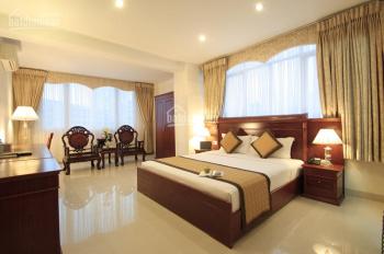 Khách sạn 11 tầng Bà Triệu, Hoàn Kiếm, DT: 100m2, đang cho thuê được 162.09 triệu/tháng