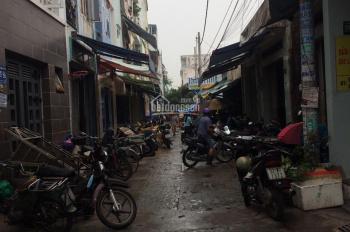 Bán nhà hẻm 7m Bờ Bao Tân Thắng, P. Sơn Kỳ. DT 3.8x16.5m, gác lửng, công nhận 60m2