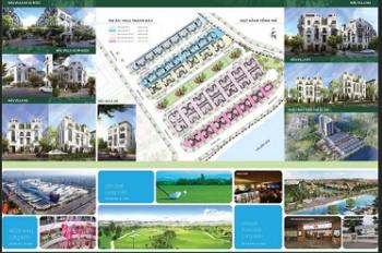 Bán liền kề cao cấp đẹp nhất khu ĐTM Villa Thạch Bàn, quận Long Biên, Hà Nội
