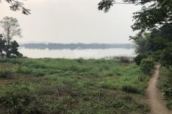 Bán gấp 2000m2 đất mặt hồ Đông Mô, Sơn Tây. LH Hưng: 0988168636