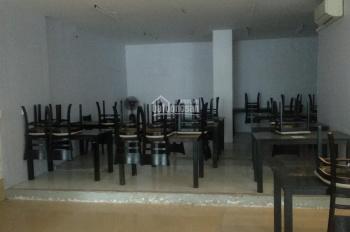 Cho thuê nhà mặt tiền đường Hoàng Hoa Thám, quận Tân Bình, 1 trệt + 1 hầm + 3 lầu