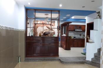 Bán nhà phố 3 lầu, SHR, DT: 6x14m, (84m2) KDC yên tĩnh, sát Đại lộ Võ Kiệt Q. Bình Tân, 0919500978