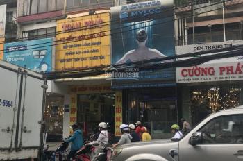 Bán nhà mặt tiền Tô Hiến Thành, ngay siêu thị Big C, 1 trệt 4 lầu, có HĐ cho thuê, LH 0938456048