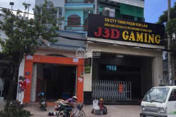 Cho thuê nhà 3 tấm khu Vip mặt tiền đường CMT8, P. 5, Q. Tân Bình
