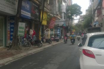 Có việc cần bán nhà mặt đường Mai Dịch kinh doanh sầm uất 52m2 x 4T - 8,55 tỷ