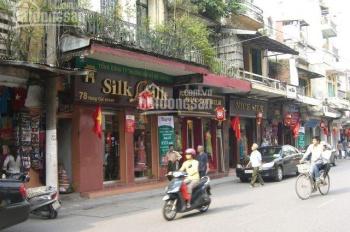 Cho thuê mặt phố Hàng Gai, gần Bờ Hồ