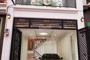 Bán nhà mặt tiền đường Nguyễn Bá Tòng, Trần Mai Ninh P. 12, Tân Bình 4.2x20m, chỉ 7.5 tỷ TL