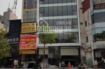 Chính chủ cho thuê toà nhà mặt phố Cát Linh - Giảng Võ, DT 230m x 5 tầng, MT 15m, LH 0984213186