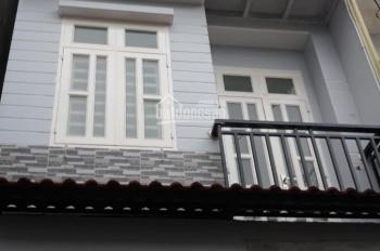 270/6F Phan Đình Phùng (Hẻm XH gần ngã tư Phú Nhuận), DT 4.3x18m, 2 lầu, ST