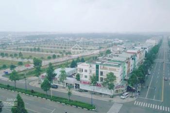 Đất nền trung tâm thị xã Bến Cát, 4MT kinh doanh, giá bán chỉ 10tr/m2