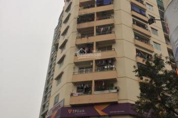 Bán căn hộ chung cư Licogi Tân Mai, mặt phố Tân Mai mới. 90m2 1,7 tỷ nhận nhà ăn tết