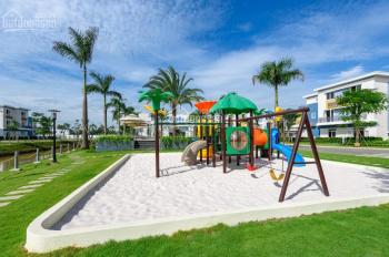Cần tiền bán gấp nhà phố Rosita Garden Khang Điền, DT 5x23m, giá 4,850 tỷ, LH 0919060064