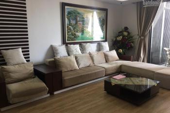 Cho thuê CHCC Dolphin Plaza, 156m2, tầng 19, 3 PN, nội thất đẹp, 16 triệu/tháng có ảnh thật