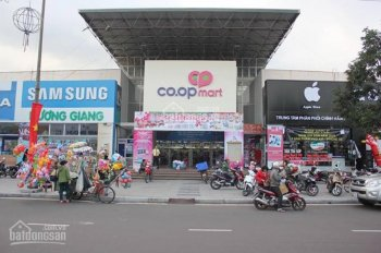 Thanh lý gấp lô đất thổ cư lô gốc, DT: 6x20m (120m2), đối diện siêu thị Coop Mart, giá 1,3 tỷ, SHR
