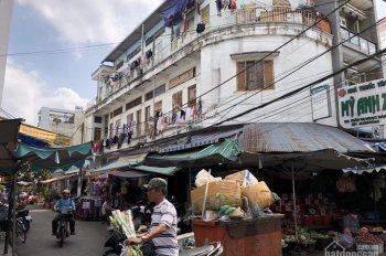 Bán nhà MT Nguyễn Súy, 3.5x20m, đối diện chợ Tân Hương, 7.5 tỷ