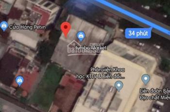 Bán đất mặt tiền Trương Định, quận 3 930m2 giá 250 tỷ - LH 0901838587 Mr Trường