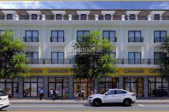 Shophouse chợ Liên Phương, Thường Tín giá từ 800tr/lô. Liên hệ 0962311686