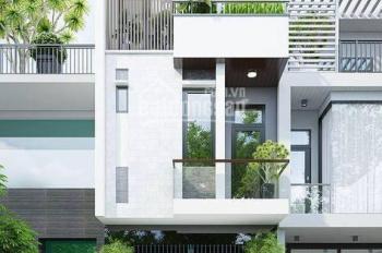 Cần bán nhà mặt tiền Bình Giã, DT: 4,5x24m, 2 lầu, P13, Q Tân Bình