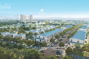 Bán gấp nhà phố Thủy Nguyên Ecopark, dãy A, 100m2, giá hơn 8 tỷ hoàn thiện. LH: 0967.6666.83