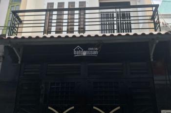 Nhà cho thuê nguyên căn 4x13m, 1 tấm mới, 2PN, giá 8tr/tháng đường hẻm Mã Lò, LH: 0907.067.056