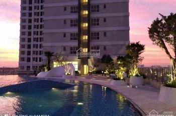 Bán gấp căn hộ 2 phòng ngủ Sunrise City, view quận 7, hướng Đông Nam. LH: 0909024895