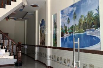 Bán nhà 1 trệt/ lầu khu dân cư Bình Chuẩn, Thuận An, Bình Dương, sau chợ Phú Phong