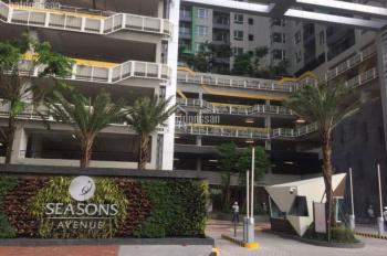 Anh Phú cần bán gấp CC Seasons Avenue, tầng 1203-S2, DT 76m2, view bể bơi, giá 28tr/m2. 0989582529