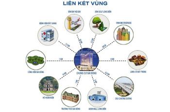 Nhận đặt chỗ căn hộ dự án TSG Lotus Sài Đồng, ngay cạnh Vinhomes Long Biên, chỉ 25 tr/m2, 70m2