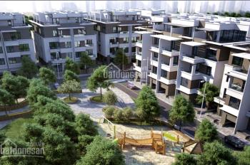 Bán lô góc đường Nguyễn Văn Huyên diện tích 110m2 xây 5 tầng. LH 0945548222
