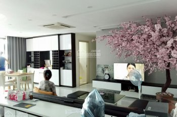 Cho thuê gấp căn hộ Golden Land 275 Nguyễn Trãi 148m2, 3 phòng ngủ, full đồ 16 tr/th - 0916242628
