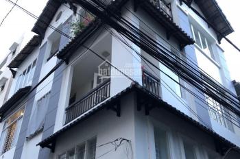 Bán nhà hẻm 2 mặt tiền Trần Bình Trọng, P1, Quận 5. DT: 6,2x14m, giá 12 tỷ