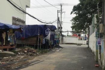 Định cư bán gấp lô đất (4.2 x 18m), hẻm 6m phường 17, Q. Bình Thạnh