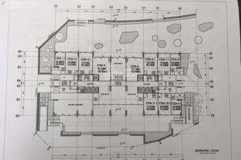 Bán tầng đế thương mại kiot Gelexia Riverside 885 Tam Trinh lô 96.18m2, view mặt đường 40m, 5 tỷ