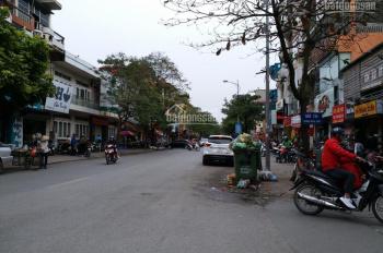 Nhà mặt phố Ngọc Lâm - quận Long Biên. DT 80m2 x 3.5 tầng, MT 5m, 2MT. Giá chỉ 50 tr/th
