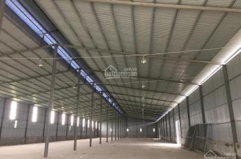 Cho thuê 5000m2 kho xưởng, giá 35.000đ/m2 tại Đại lộ Thăng Long, Hà Nội