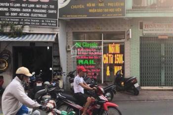 Bán nhà MTKD 19A Tân Thành, Q. Tân Phú