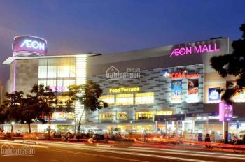 MT kinh doanh vị trí đối diện Aeon Mall Tân Phú, 4.3x30m, 5 tấm đúc, Tân Phú