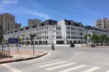 Bán shophouse liền kề B4 Nguyễn Chánh - Nam Trung Yên nhận nhà ở ngay, đã có sổ đỏ, LH 0982788901